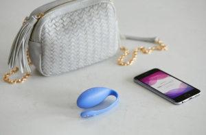 We-Vibe Jive er et vibrator æg der kan lidt mere
